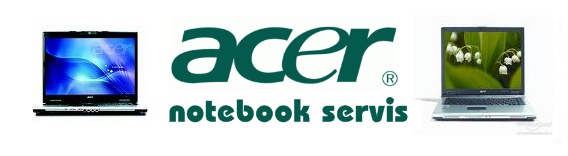Notebooky Acer servis