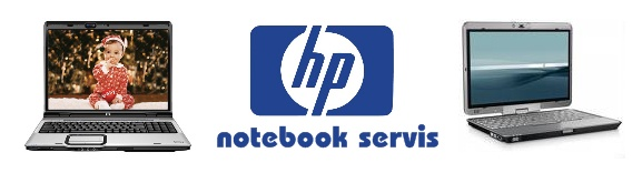 Notebooky HP servis