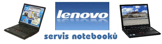 Notebooky Lenovo servis