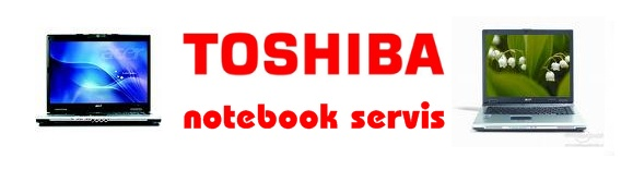Notebooky Toshiba servis